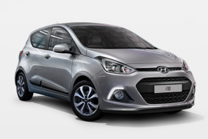 Hyundai i10 garage hyundai haihaut
