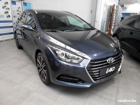 Hyundai i40 Ocean view