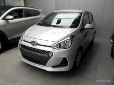 Hyundai i10Twist Platinum silver