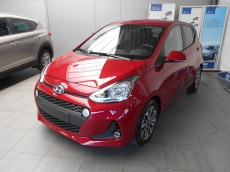 Hyundai i10 Red Passion