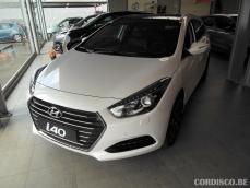 Hyundai i40 2015 blanche