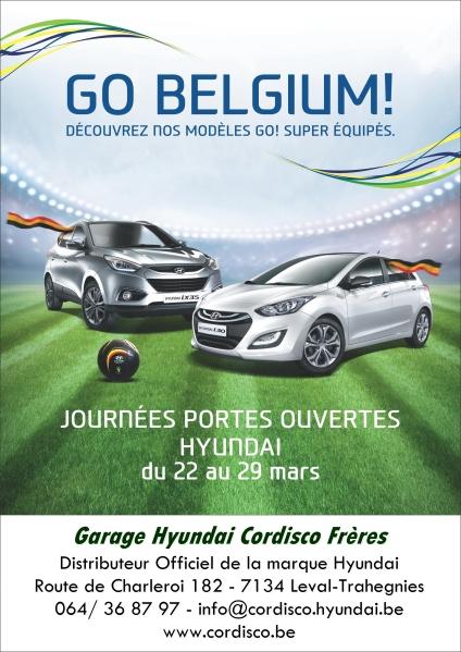 go belgium mars Cordisco'
