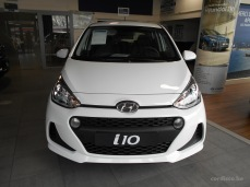 Hyundai i10 LUXURY LAUNCH EDITION