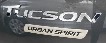 Tucson Série spéciale URBAN SPIRIT Pepper Grey