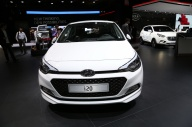 Hyundai i20 Polar White