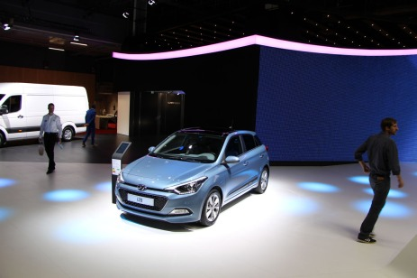 Hyundai i20 Aqua Sparkling