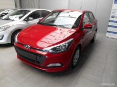 Hyundai red passion