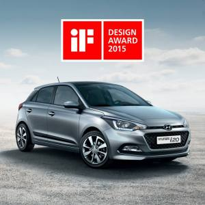 Hyundai i20 IF Design Award