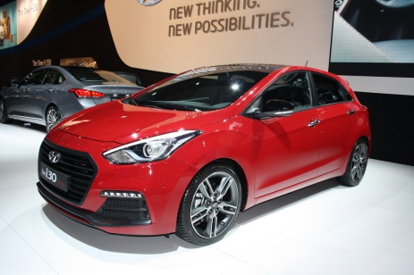 Hyundai i30 Turbo Ultimate Red