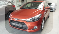 i20 coupé - Couleur : Tangerine Orange