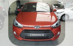 Hyundai i20 3P Tangerine Orange