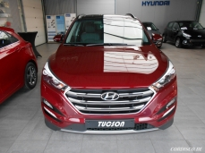 Hyundai tucson ruby wine