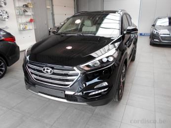 Hyundai Tucson Executive Couleur Phantom black