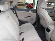 Hyundai Tucson intérieur cuir beige
