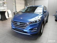 Hyundai Tucson Ash Blue