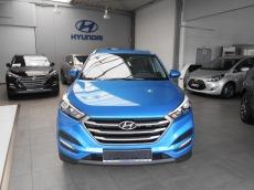 Hyundai Tucson Ara Blue