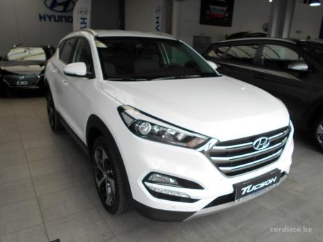 Hyundai Tucson Polar White