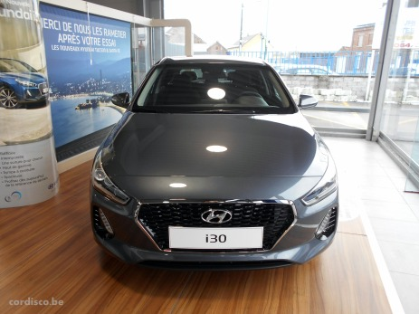 Hyundai i30 Pepper Grey