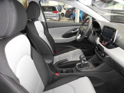 Hyundai i30 new intérieur