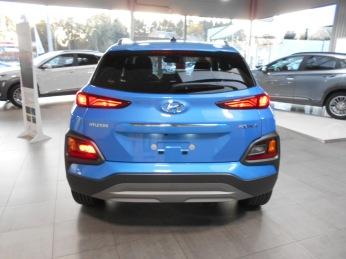 Hyundai kona arrière