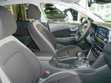 Hyundai kona intérieur