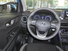 Hyundai kona volant