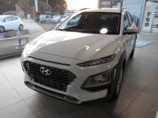 Hyundai Kona Chalk White