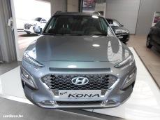 Hyundai Kona Lake silver