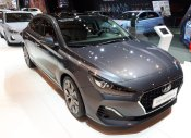 Hyundai i30 Fastback Pepper Grey