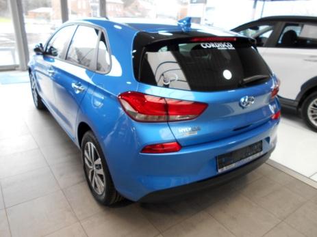 Hyundai i30 Ara blue