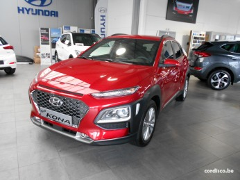 Hyundai kona Pulse Red
