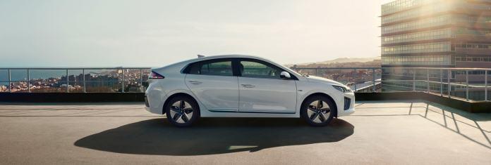 Hyundai ioniq new profil
