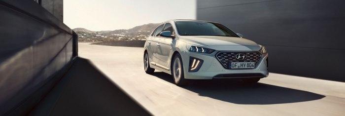 Hyundai ioniq new