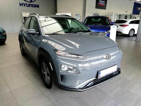 Hyundai EV Electric Galactic Grey
